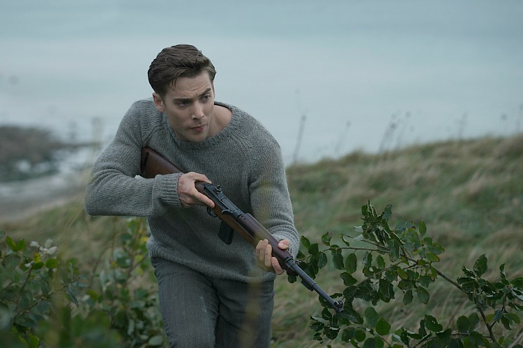 "X Company Block 5 - Ep 209/210 ""Butcher & Holt"" ""August 19"" Dieppe day 02 Photo: Jan Thijs 2015"