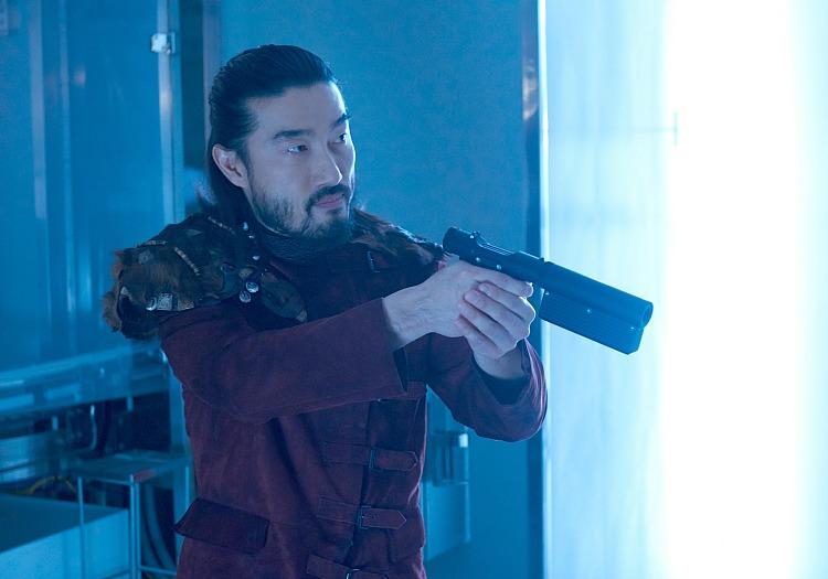 Sean Baek as Fancy Lee