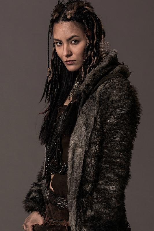 Jessica Matten as Sokanon
