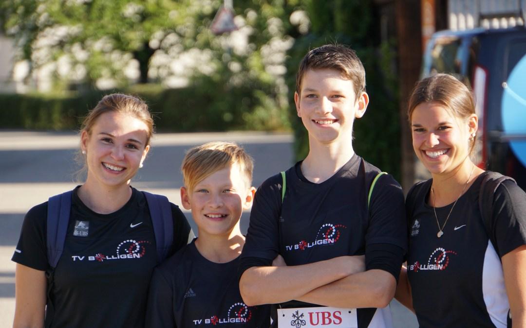 Kantonalfinal UBS Kids Cup, 26.08.2018