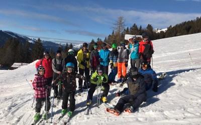 Skiweekend vom 27-28.01.2018