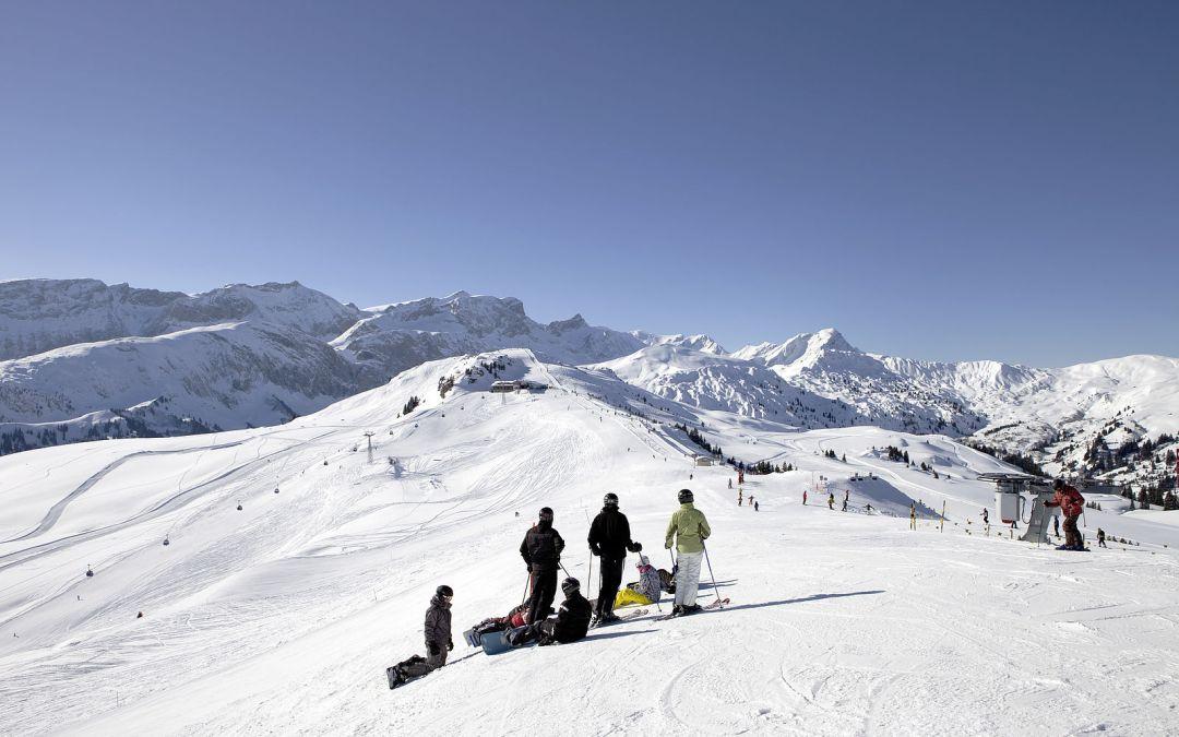 Anmeldung Ski-Weekend 2017