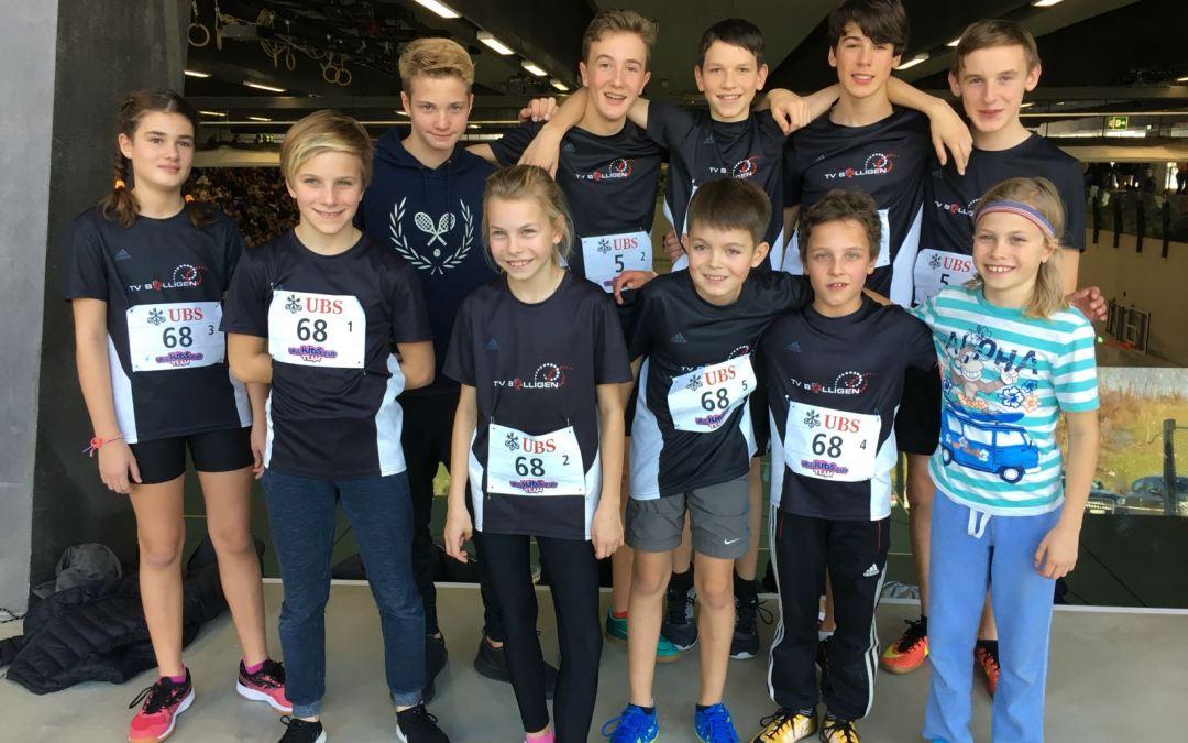 UBS Kids Cup Team in Bern – U14/U16, 3. Dezember 2017