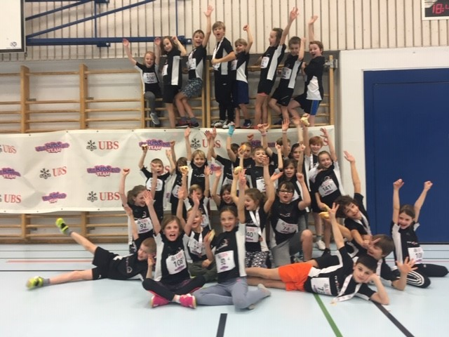 UBS Kids Cup Team in Thun, LA1, 19.01.2020