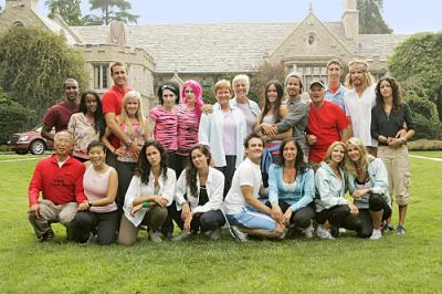 The 11 Teams set to compete in THE AMAZING RACE 12 on CBS.