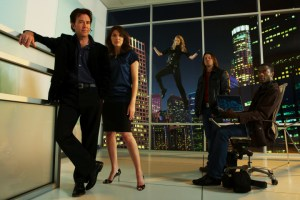 TNT Leverage Cast