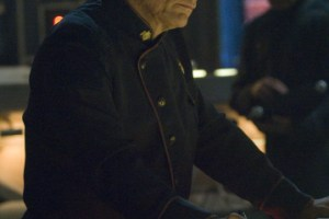Edward James Olmos as Admiral William Adama - Battlestar Galactica