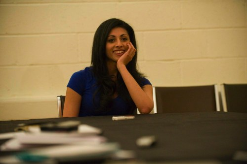 Reshma Shetty - Royal Pains Interview