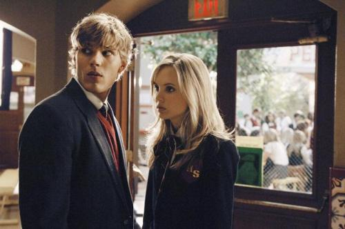 CHRIS ZYLKA and MEAGHAN MARTIN