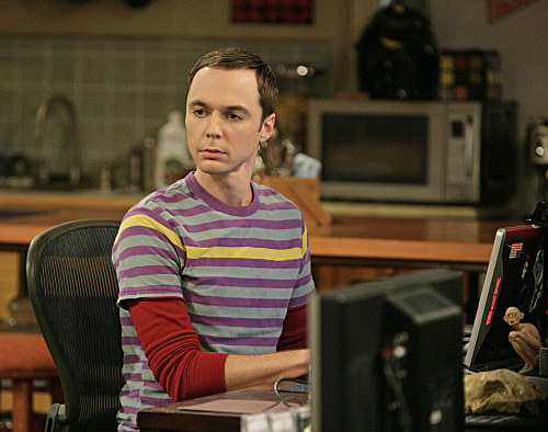 THE BIG BANG THEORY - Jim Parsons