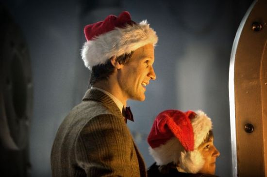 DOCTOR WHO CHRISTMAS 2010