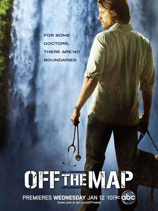 Off the Map (ABC) poster