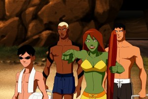 "YOUNG JUSTICE ""Infiltrator"""