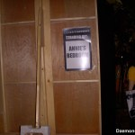 Covert Affairs - Annies bedroom sign (Copy)