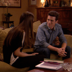 THE SECRET LIFE OF THE AMERICAN TEENAGER Hole in the Wall Season 4 Episode 5 (2)