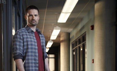 Alphas Warren Christie as Cameron Hicks