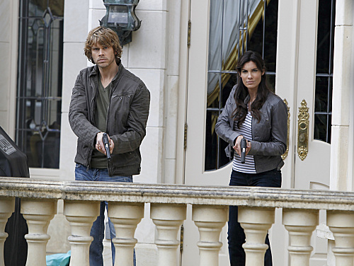 NCIS: Los Angeles (CBS) The Dragon And The Fairy