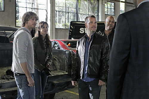 NCIS: Los Angeles (CBS) Patriot Acts