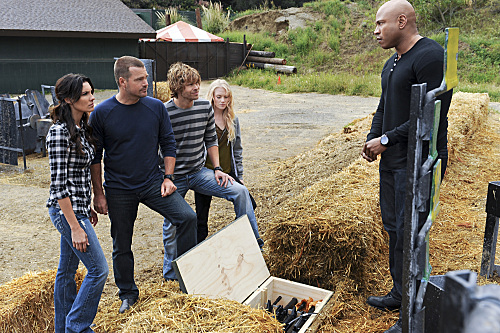 NCIS: Los Angeles Sans Voir Season 3 Episode 23