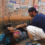 """The Amazing Race 2012 """"I Need Hair To Be Pretty"""" Season 20 Episode 10 (4)"""