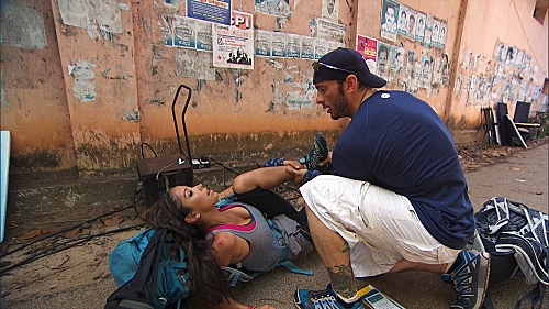 "The Amazing Race 2012 ""I Need Hair To Be Pretty"" Season 20 Episode 10 (4)"