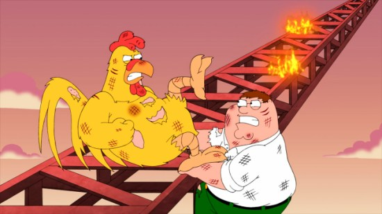 "Family Guy Season Finale 2012 ""Viewer Mail #2  Internal Affairs"""