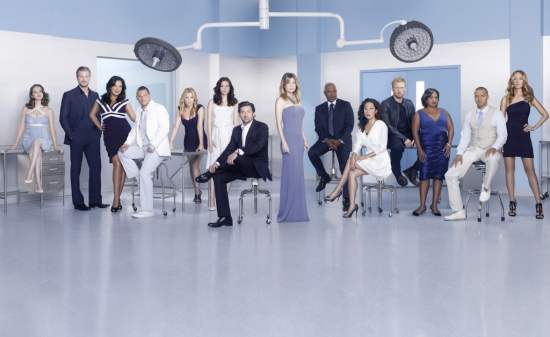 Grey's Anatomy Flight Season 8 Episode 24