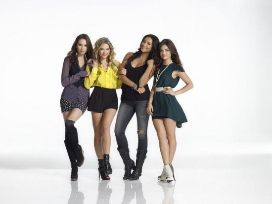 Pretty Little Liars Season 3 Girls