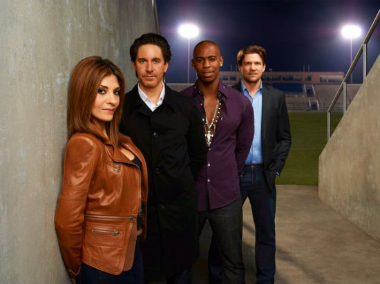 "Necessary Roughness ""Spell It Out"" Season 2 Episode 7"
