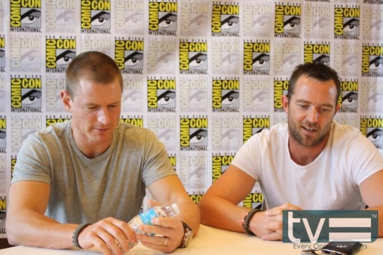 strike back comic-con 2012 01