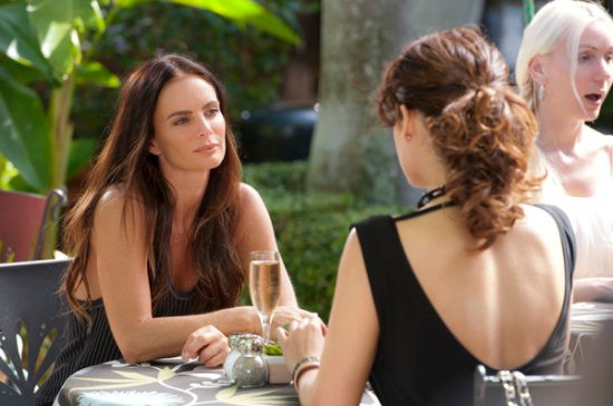 "Burn Notice ""Official Business"" Season 6 Episode 9"