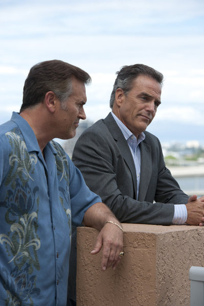 Burn Notice Reunion Season 6 Episode 7