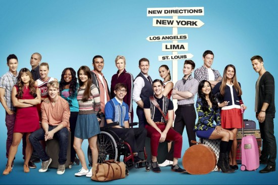 glee season4 cast
