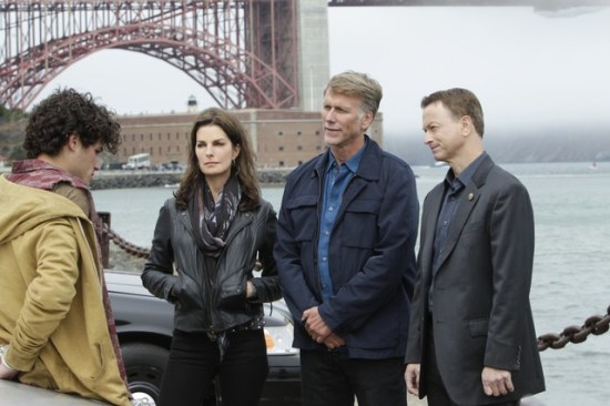 CSI NY Season 9 Episode 3 2,918 Miles