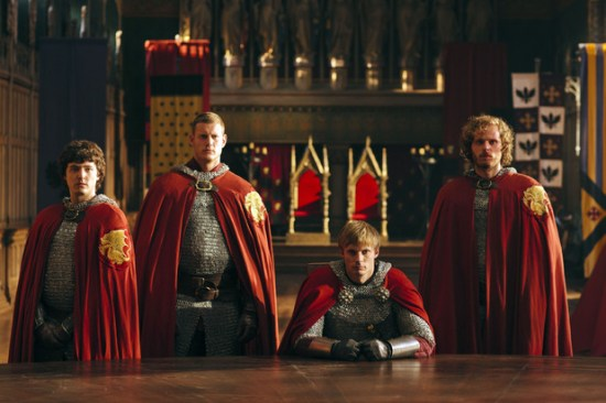Merlin Season 5 Episode 3 The Death Song of Uther Pendragon (4)