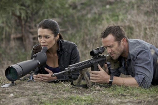 Strike Back's Michelle Lukes (3)