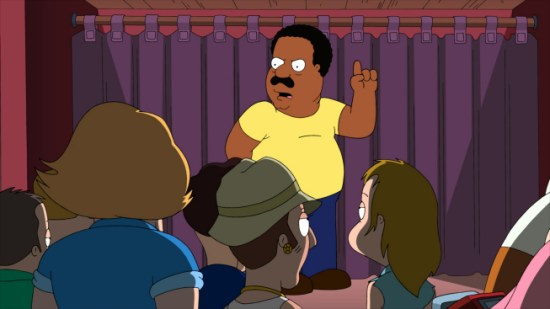 The Cleveland Show Season 4 Premiere Escape from Goochland