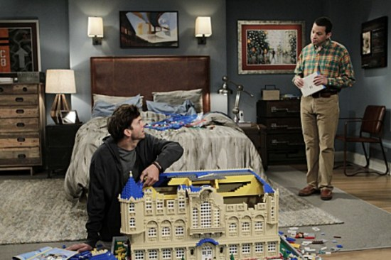 Two and a Half Men Season 10 Episode 2 Big Bag Of Dog, A