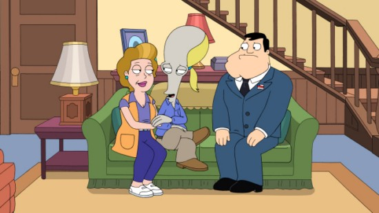 American Dad Season 8 Episode 4 American Stepdad