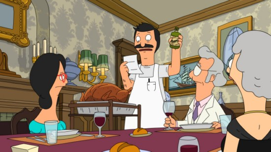 Bob's Burgers Season 3 Episode 5 An Indecent Thanksgiving Proposal (2)