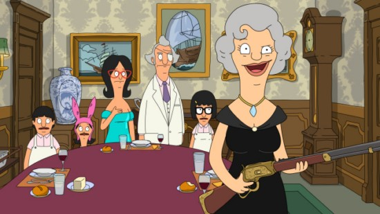 Bob's Burgers Season 3 Episode 5 An Indecent Thanksgiving Proposal
