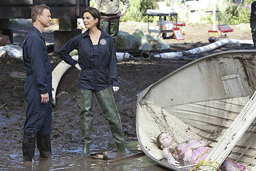 CSI: NY Season 9 Episode 6 The Lady In The Lake
