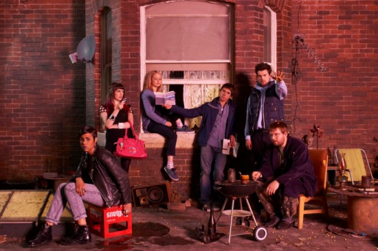 Fresh Meat (Channel 4)