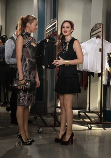 Gossip Girl Season 6 Episode 7 Save the Last Chance