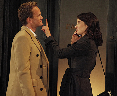 How I Met Your Mother Season 8 Episode 6 Splitsville (2)