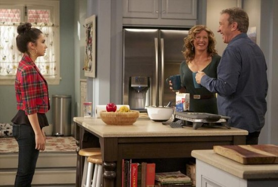 Last Man Standing Season 2 Episode 4 Ed's Twice Ex-Wife (3)