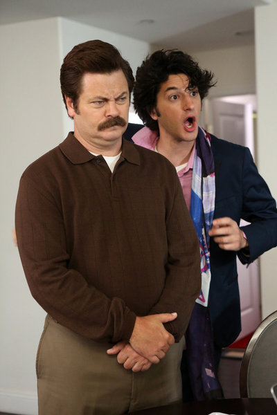 Parks and Recreation Season 5 Episode 6 Ben's Parents (5)