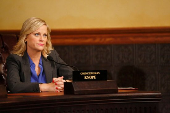 Parks and Recreation Season 5 Episode 7 Leslie vs. April (9)