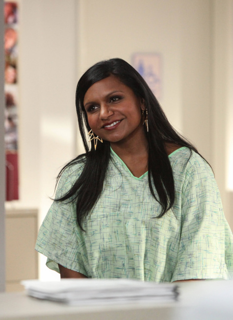 The Mindy Project Episode 5 Danny Castellano Is My Gynecologist (2)