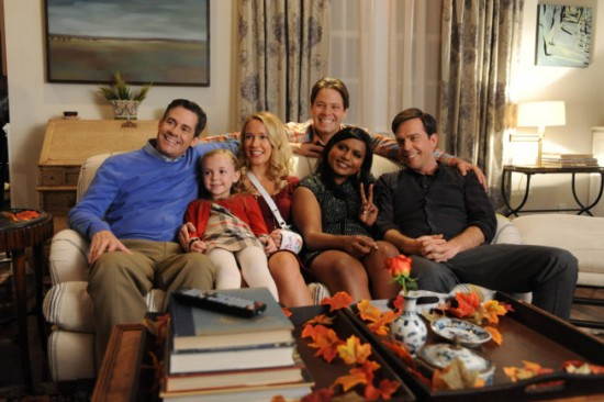 The Mindy Project Episode 6 Thanksgiving (5)